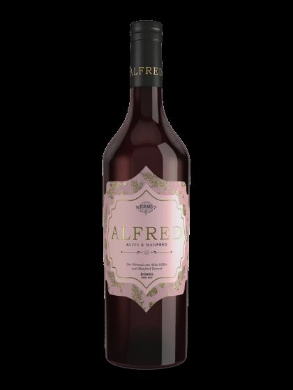 Wermut Alfred<br>Rosso, 750 ml