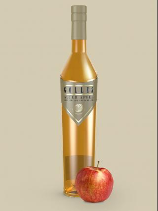 Apfelbrand <br>Alter Apfel