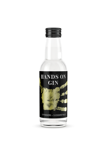 HANDS ON GIN,50 ml
