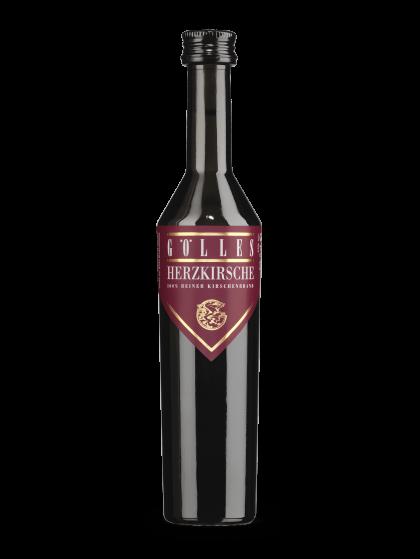"""Kirschenbrand <br>""""Herzkirsche"""", 50 ml"""
