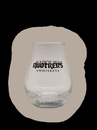 Glas Ruotkers Whiskey & Ron Johan Rum