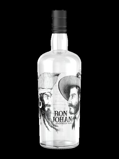 Ron Johan Rum Overproof, 700 ml