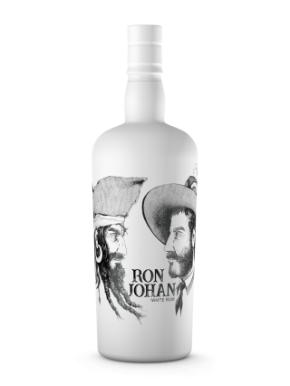 Ron Johan Rum White, 700 ml