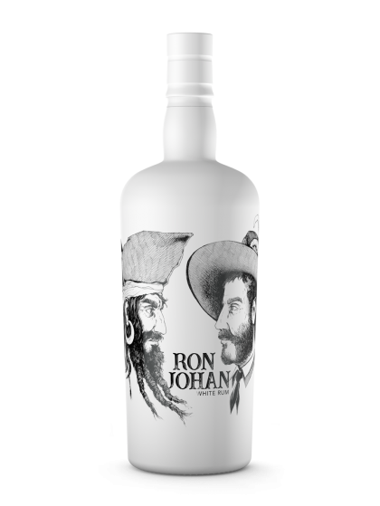 Ron Johan <br>Rum White, 700ml