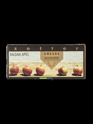 Apfel Balsam Schokolade