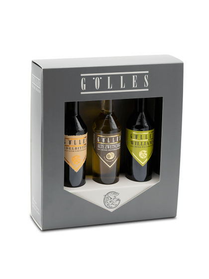 Trio Best of Gölles 50ml