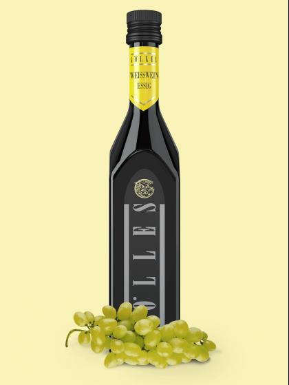 Weißwein Essig, 500 ml
