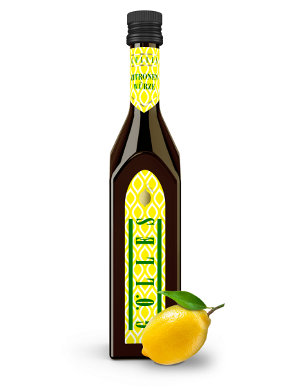 Zitronenwürze, 500 ml