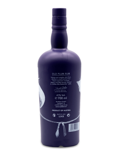 Ron Johan Rum Old Plum, 700 ml