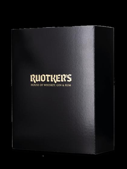 Geschenkkarton Ruotkers & 2 Gläser